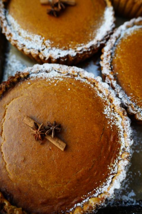 Tartine Bakery Apple Pie