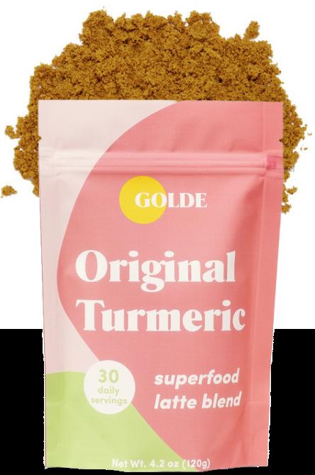 GOLDE  Turmeric Blend