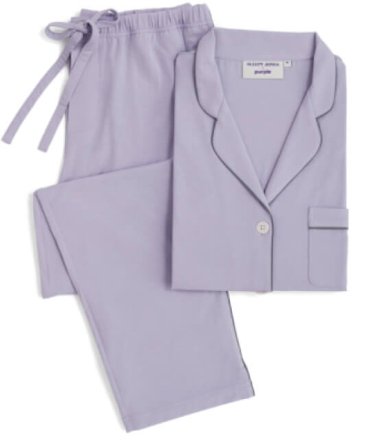 Purple x Sleepy Jones  Pajamas