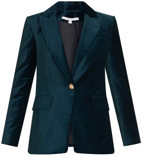 Veronica Beard velvet blazer