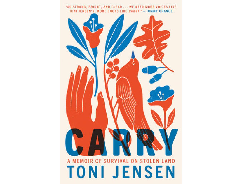 <em>Carry</em> by Toni Jensen