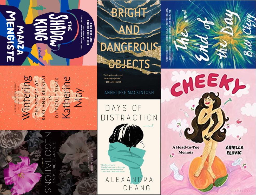 9 narrativas inesperadas para su pila de libros de diciembre