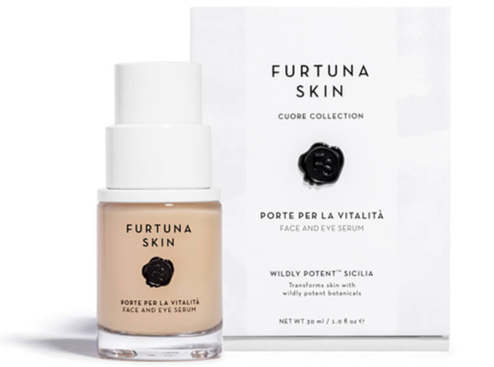 Furtuna Skin Porte Per La Vitalità Face and Eye Serum