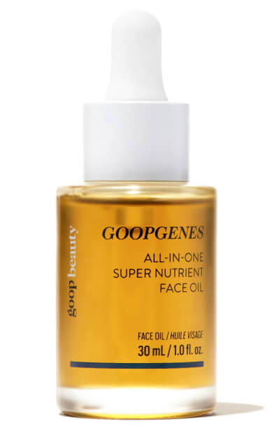 goop Beauty GOOPGENES All-in-One Nutrient Face Oil