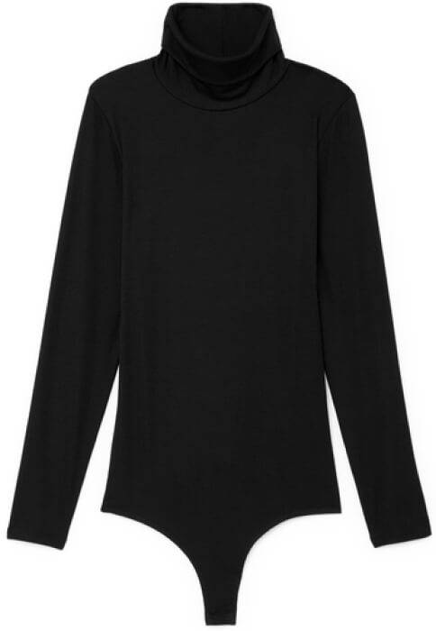 G. Label  Gordon Turtleneck Bodysuit