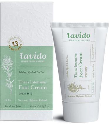 Lavido Foot cream
