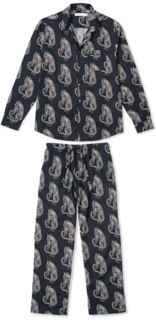 Desmond and Dempsey Men's Pajama Set