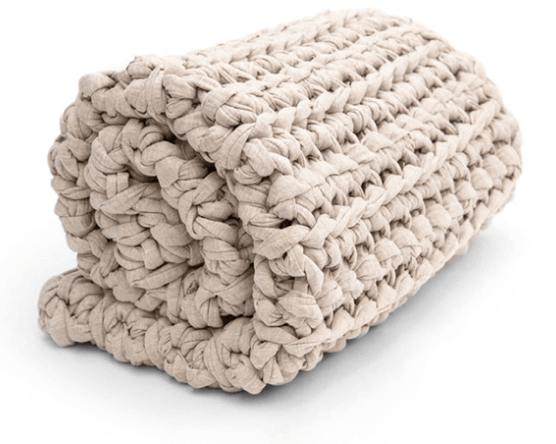Sheltered Co. weighted blanket