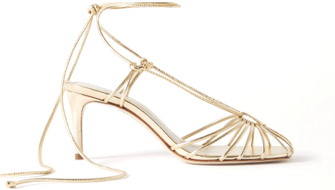 Porte and Paire sandals