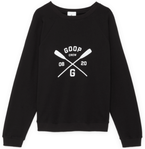 G. Label Scottie graphic crew neck sweatshirt