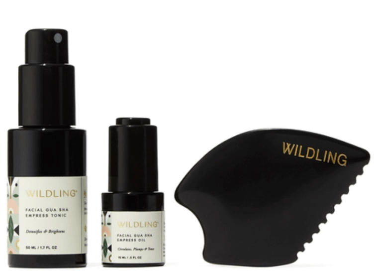 Wildling Gua Sha Empress Collection