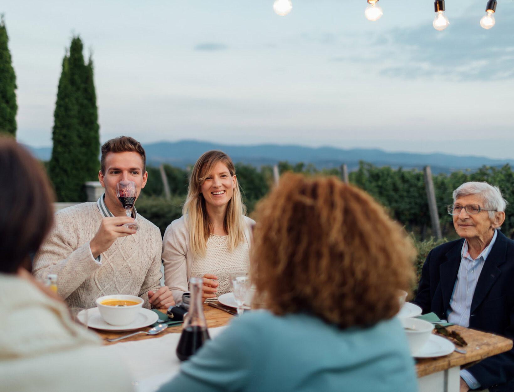 Understand your in-laws |  Goop