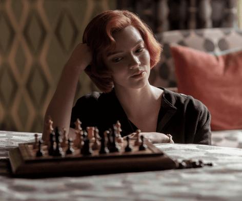 Netflix the queen's gambit