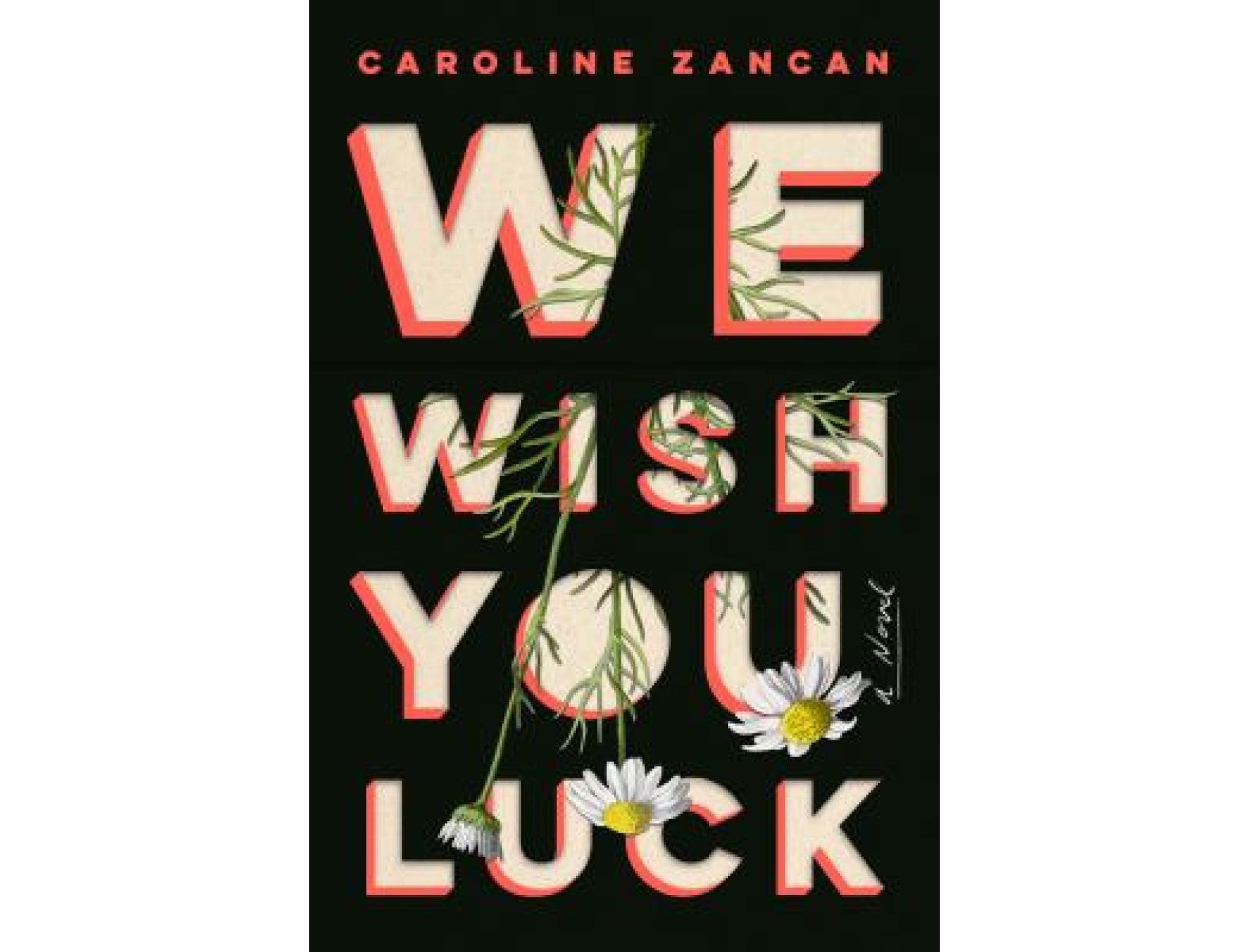 <em>We Wish You Luck</em> by Caroline Zancan