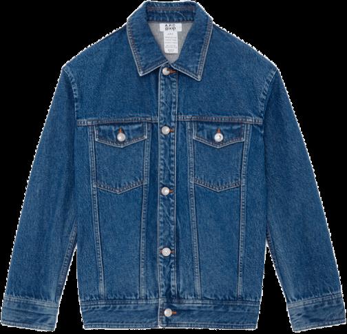 A.P.C. x goop jacket