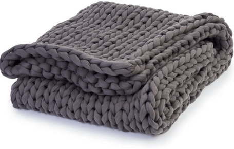 Bearaby Cotton Napper Weighted Blanket 15lbs