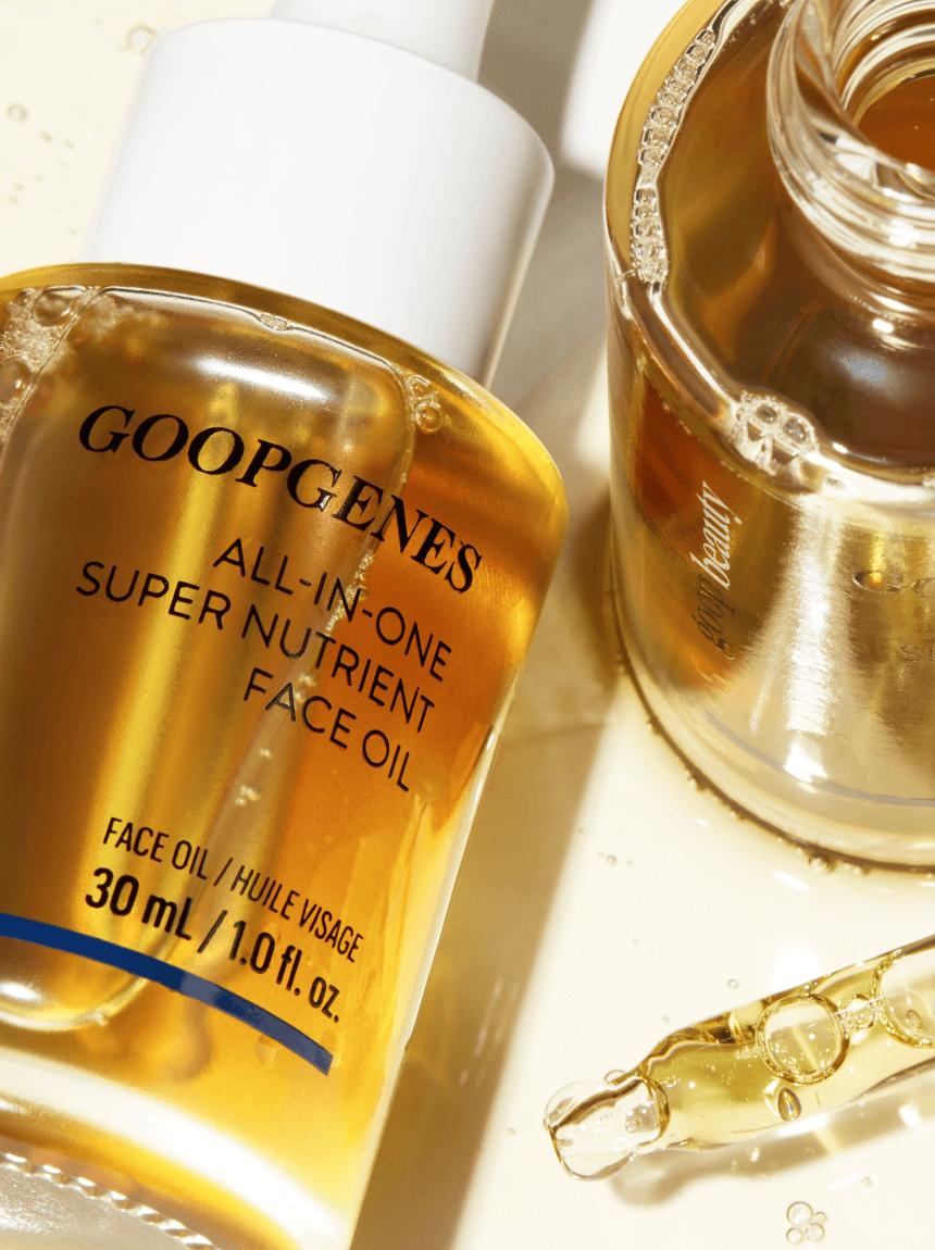 goopgenes face oil