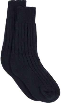 The Elder Statesmen cashmere socks