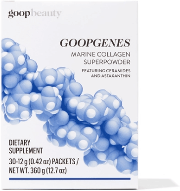 goop Beauty GOOPGENES MARINE COLLAGEN SUPERPOWDER