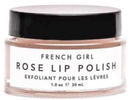 French Girl Lip scrub