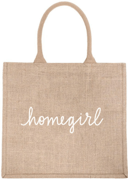 the little market home girl tote