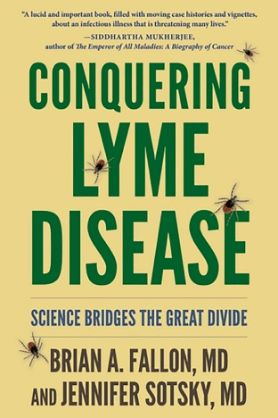 Brian Fallon Lyme Disease Book