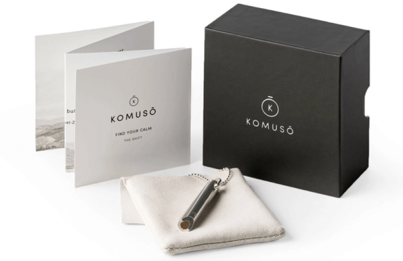 KomusŌ Design THE SHIFT