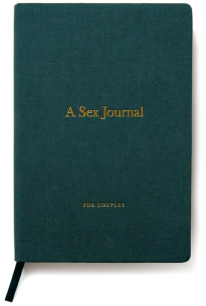 A Sex JournalA SEX JOURNAL FOR COUPLES