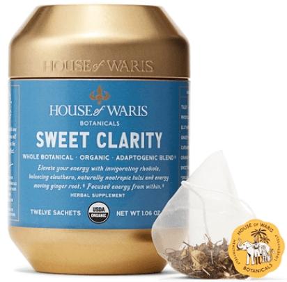 House of Waris Botanicals sweet clarity