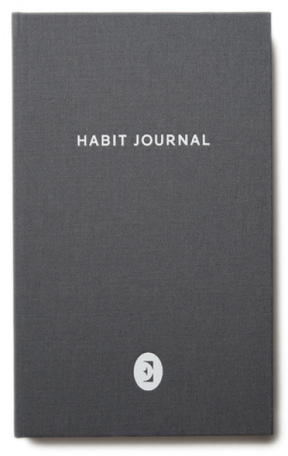 Evergreen Journals Habit Journal