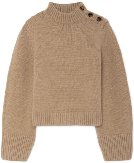 Khaite Brie Sweater