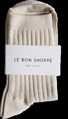 Le Bon Shoppe socks