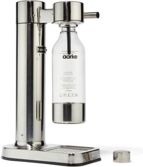 Aarke Stainless Steel Sparkling Water Maker