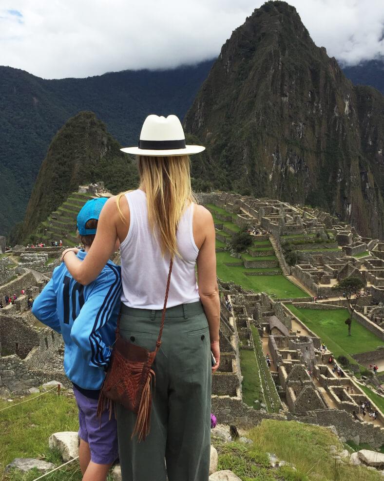 gp in Machu Picchu