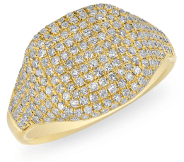 Anne Sisteron pinky ring