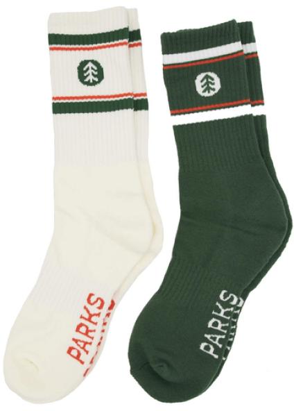 Parks Project Socks