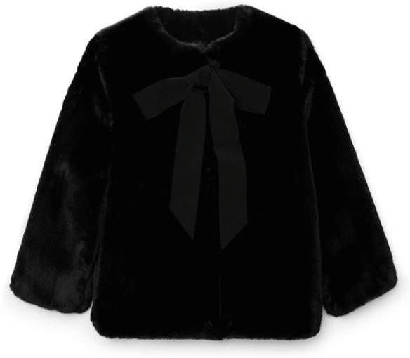 G. Label  Faux fur jacket