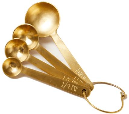 Farmhouse Pottery Measuring spoons