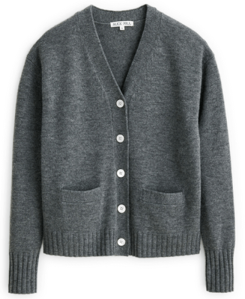 Alex Mill cardigan