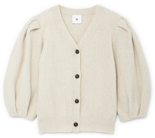 G. Label Foster Ribbed