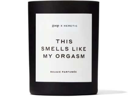goop x Heretic candle