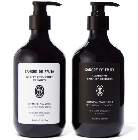 Sangre de Fruta Shampoo & Conditioner