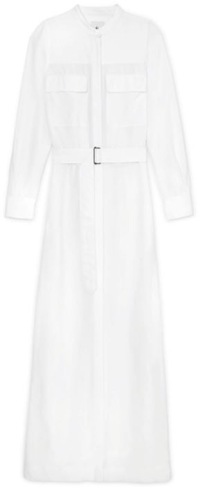 G. Label SOUTHAMPTON LONG SHIRTDRESS