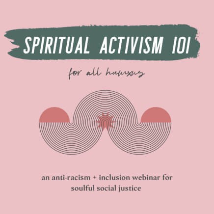 Rachel Ricketts anti-racism webinar