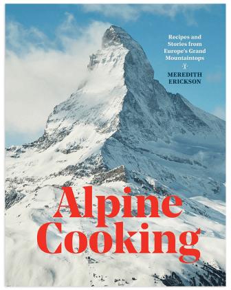 Meredith Erickson alpine cooking