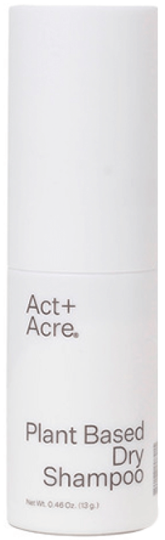 Act + Acre Plant Based Dry Shampoo
