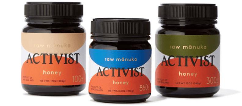 Activist honey