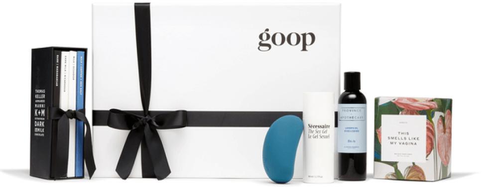 goop Home Date night box