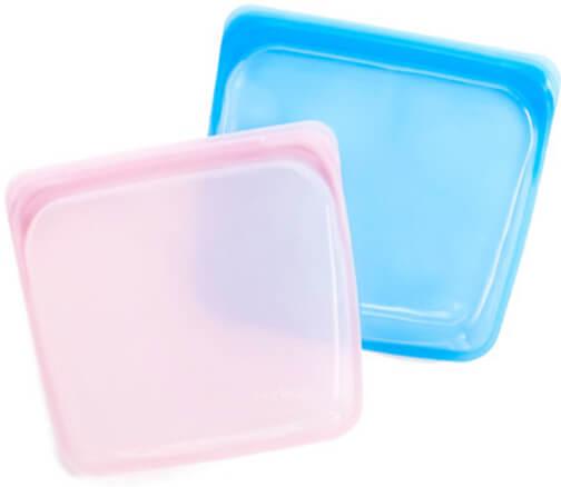 Stasher  Reusable Sandwich Bag Set