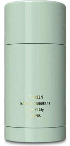 Corpus Natural Deodorant in No. Green